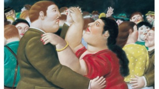 Bilbao se promociona con un cuadro de Botero