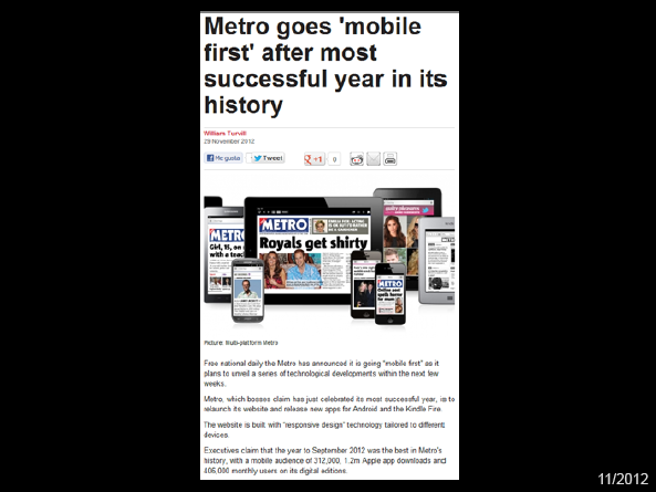 metro mobile first