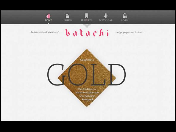 app katachi magazine
