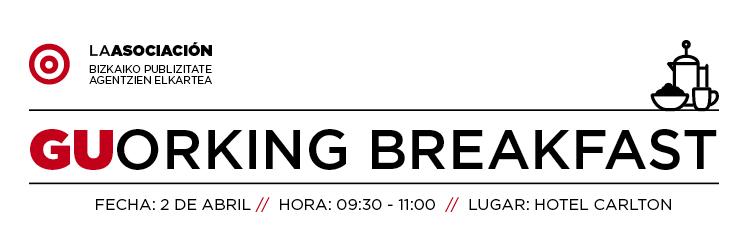 Desayuno de trabajo Asociación de Agencias de Publicidad de Bizkaia