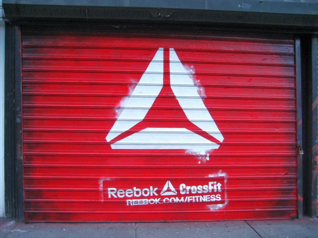 símbolo reebok