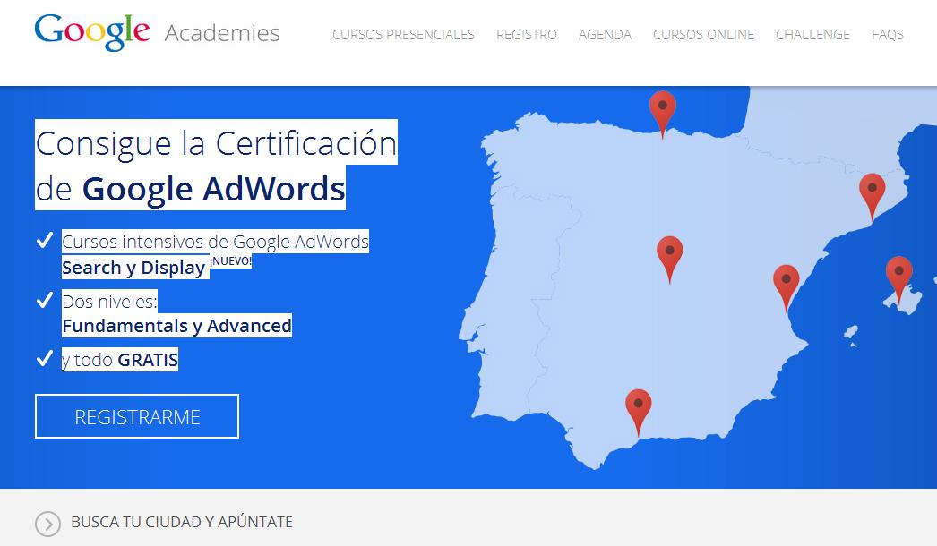 google academies 2014